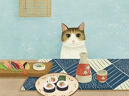 猫与食——日料篇