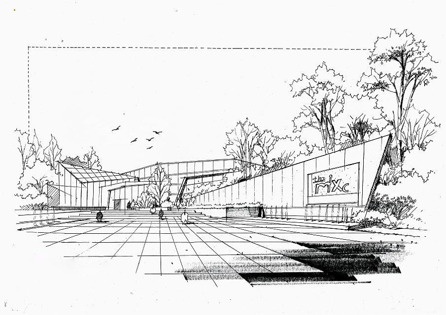 景观手绘效果~|园林景观/规划|空间/建筑|单纯的认真