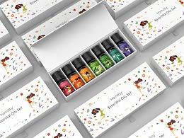 品牌设计包装插画