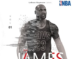 NBA&WNBA宣传海报