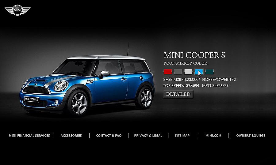 mini cooper s图片