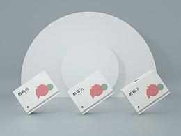 酸梅汤外包装设计