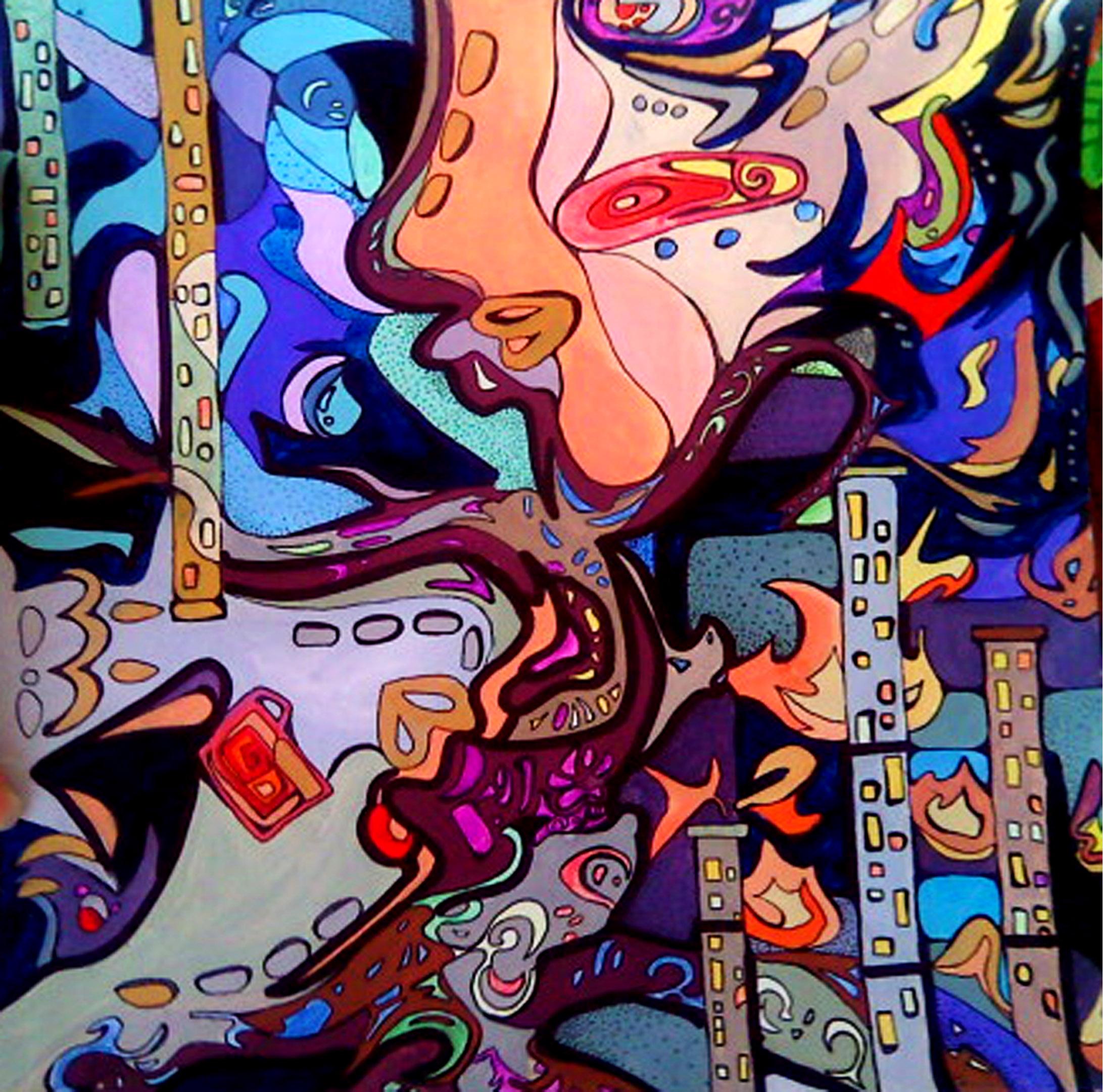 手绘插画  插画 概念设定 odd2012 - 原创作品 - 站酷