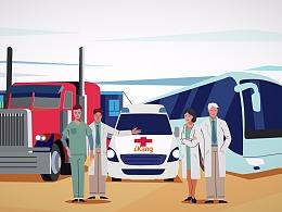 《爱康国宾》移动医疗宣传动画