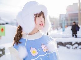 【北海道• 一场雪、一季冬】