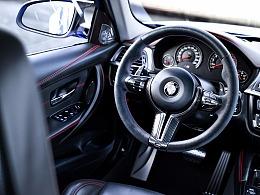 BMW  M3  Int  CGI &  Retouching