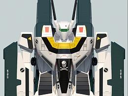 MACROSS VF-1S 福克机