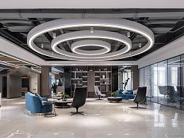 青岛天谷产业园 建筑空间室内摄影