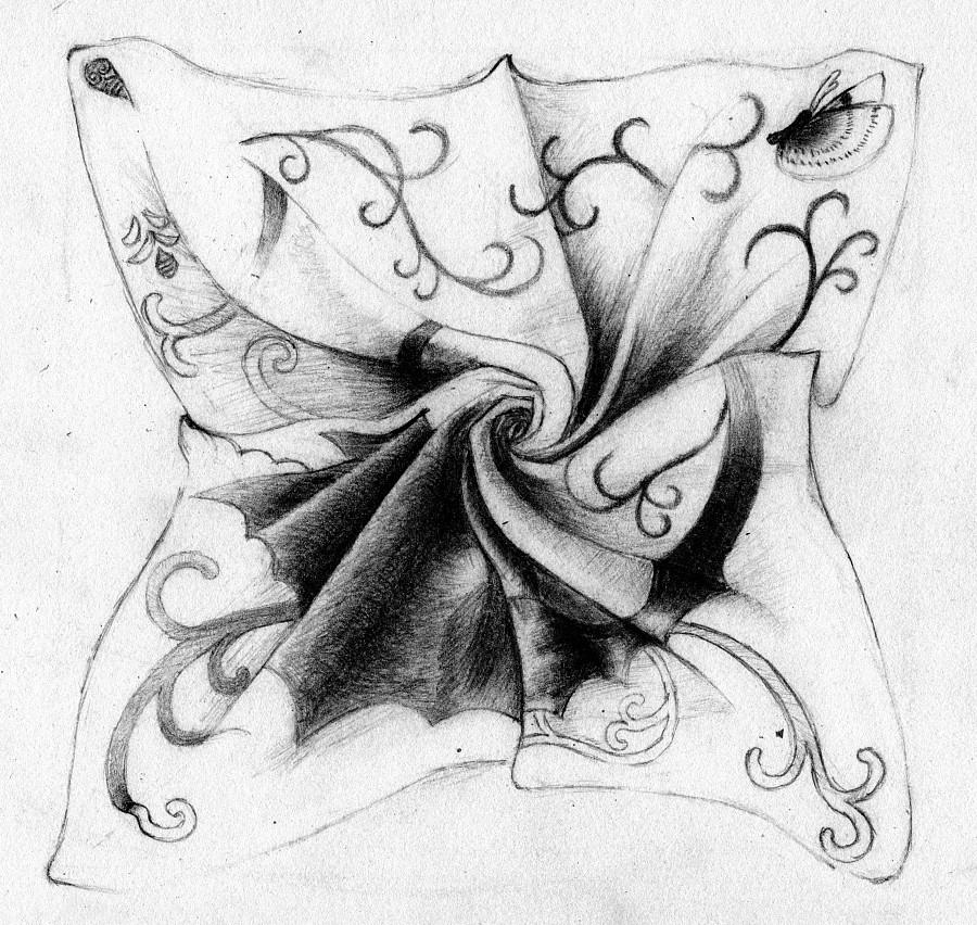 素描 人物 景物临摹铅笔手绘