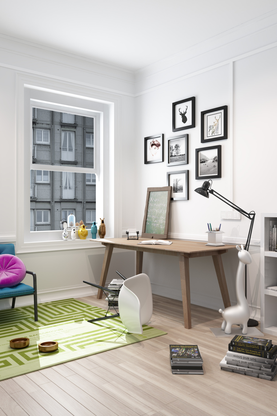 3dmax案例+空间灯光可以|室内设计|材质/讲解在哪建筑招到室内设计师?图片
