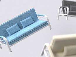 家居家纺-折叠沙发床2