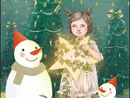 提前祝大家圣诞快乐~