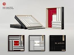中国烟草/ELMONO铝管雪茄12支装