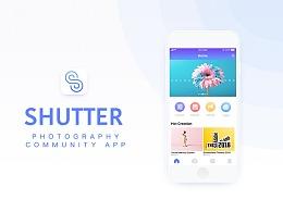 Shutter 1.0_概念app设计