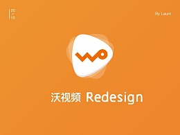 沃视频APP Redesign