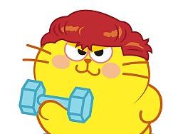 蛋黄猫15运动篇上线