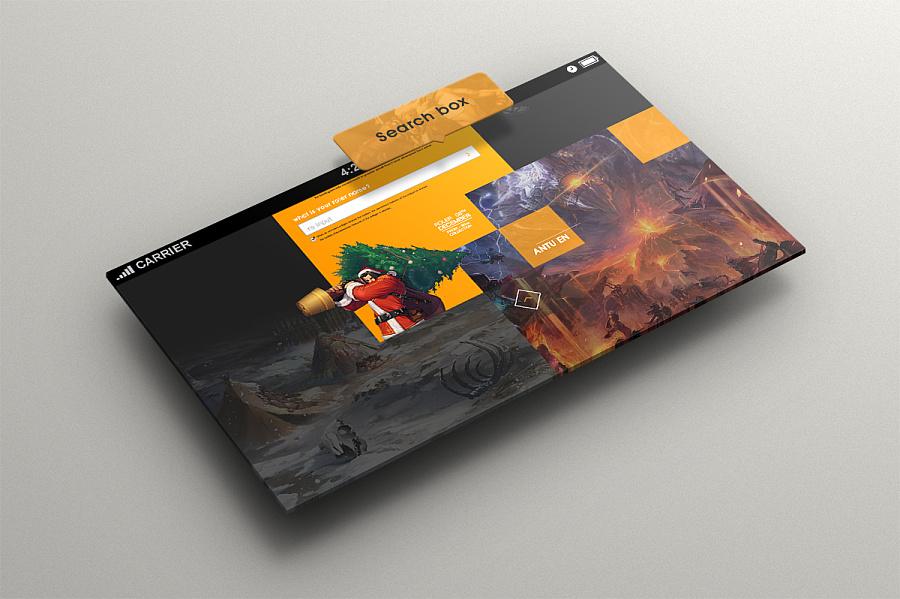 查看《DNF游戏页面设计练习》原图,原图尺寸:1200x798