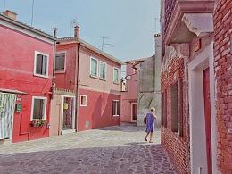 17年拍的威尼斯