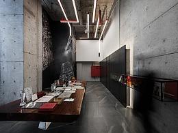 不二山人丨TCDI建筑师事务所办公空间项目摄影