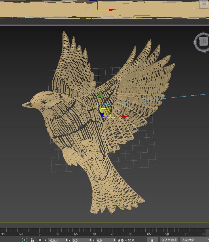 查看《刺绣夜莺鸟》原图,原图尺寸:726x842