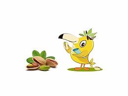 果木林坚果系列包装