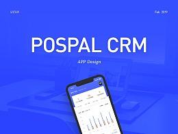 CRM APP Desgin  |  B端工具类软件