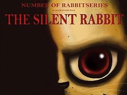 Number兔  电影海报系列——沉默的兔子