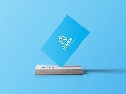 闪易行logo设计