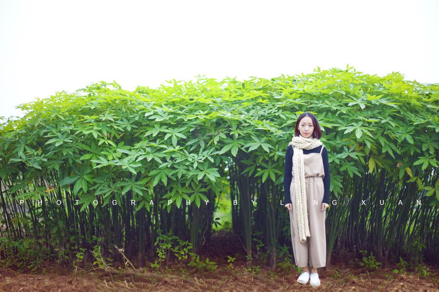 梦幻小树苗|人像|摄影|xinrong