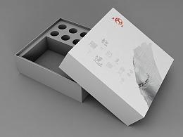 天地人套盒设计