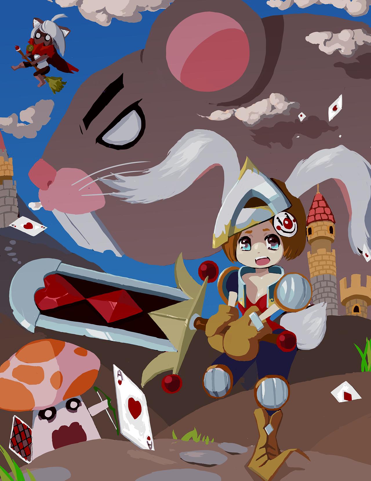 爱丽丝之战