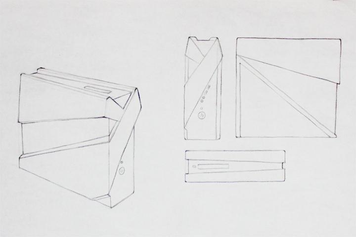 工程图 简笔画 平面图 手绘 线稿 720_480