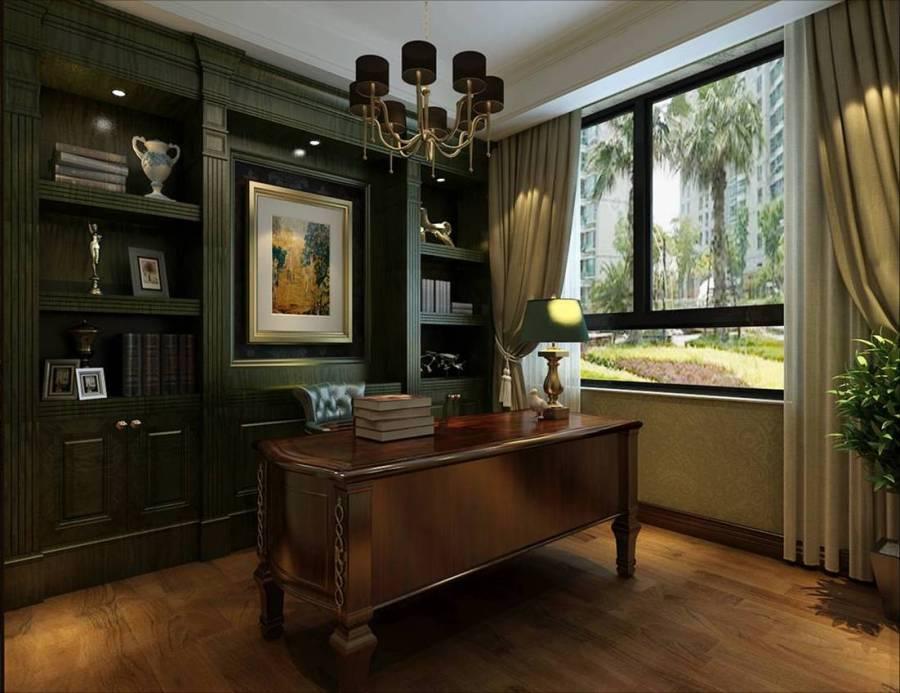 【案例林荫】-200-260-名片解析|室内设计|空正方形大院设计图片图片