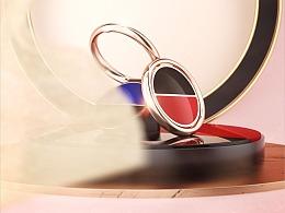 TORRAS-莫兰迪手机指环扣