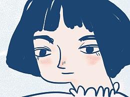 零妹妹-GIF表情包
