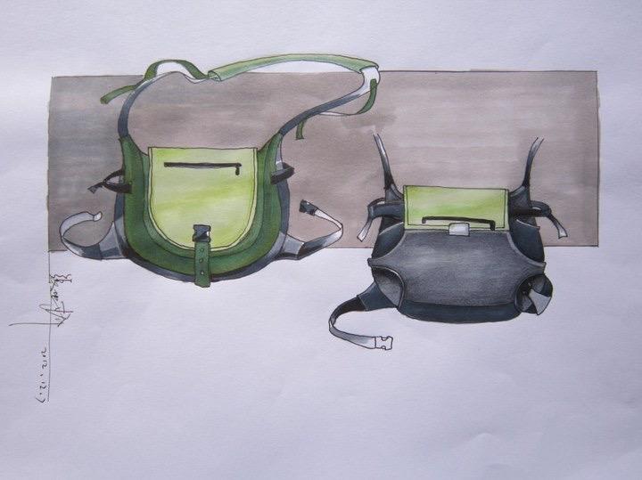 产品手绘|工业/产品|其他工业/产品|楚晗张 - 原创