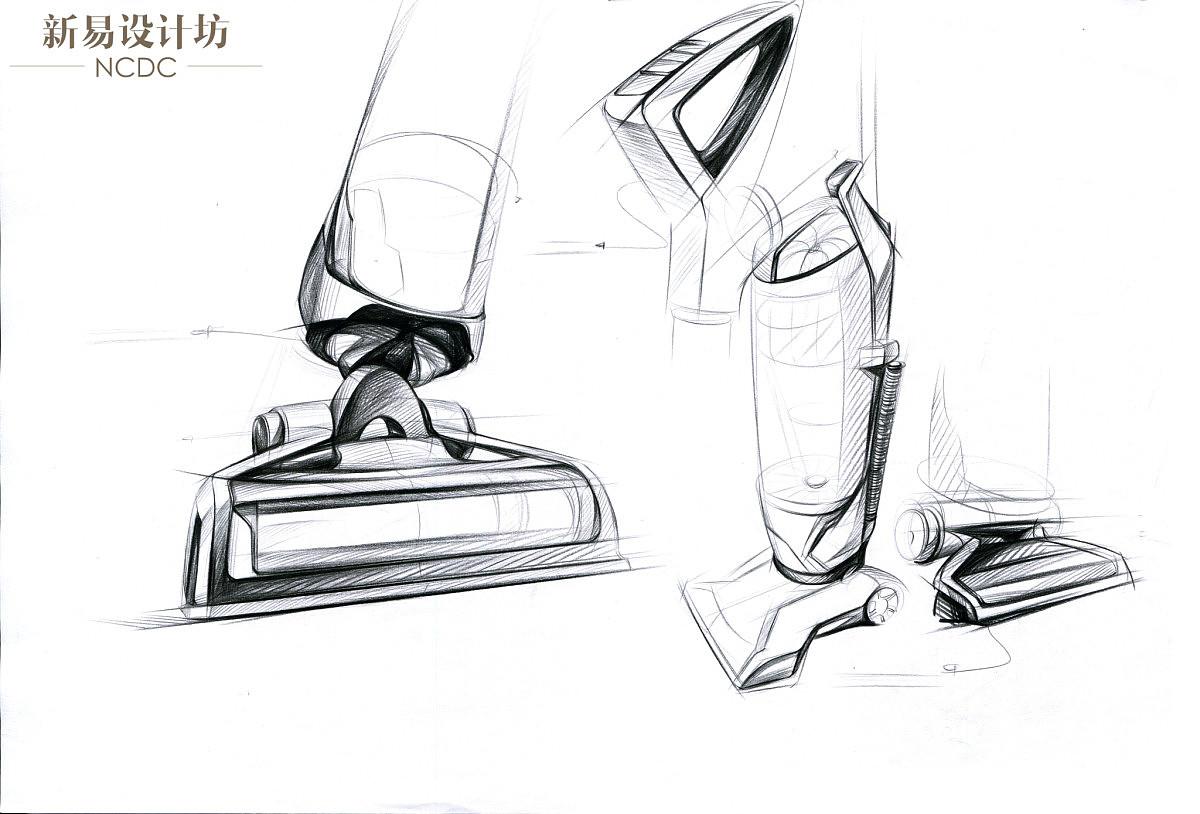 工业设计手绘;产品手绘;彩铅表达