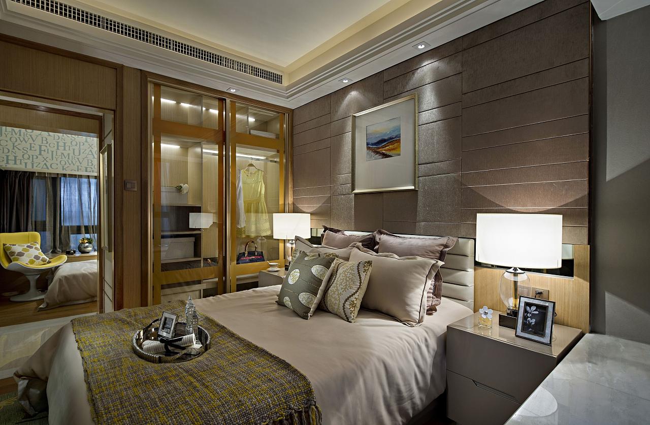 港式风格|空间|室内设计|成都欧乐装饰 - 原创作品图片