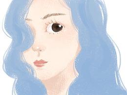 画美女的心态其实就是化妆呀