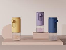 To-Foma  自动洗手液设计