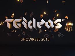 【TGIDEAS】2018 SHOWREEL