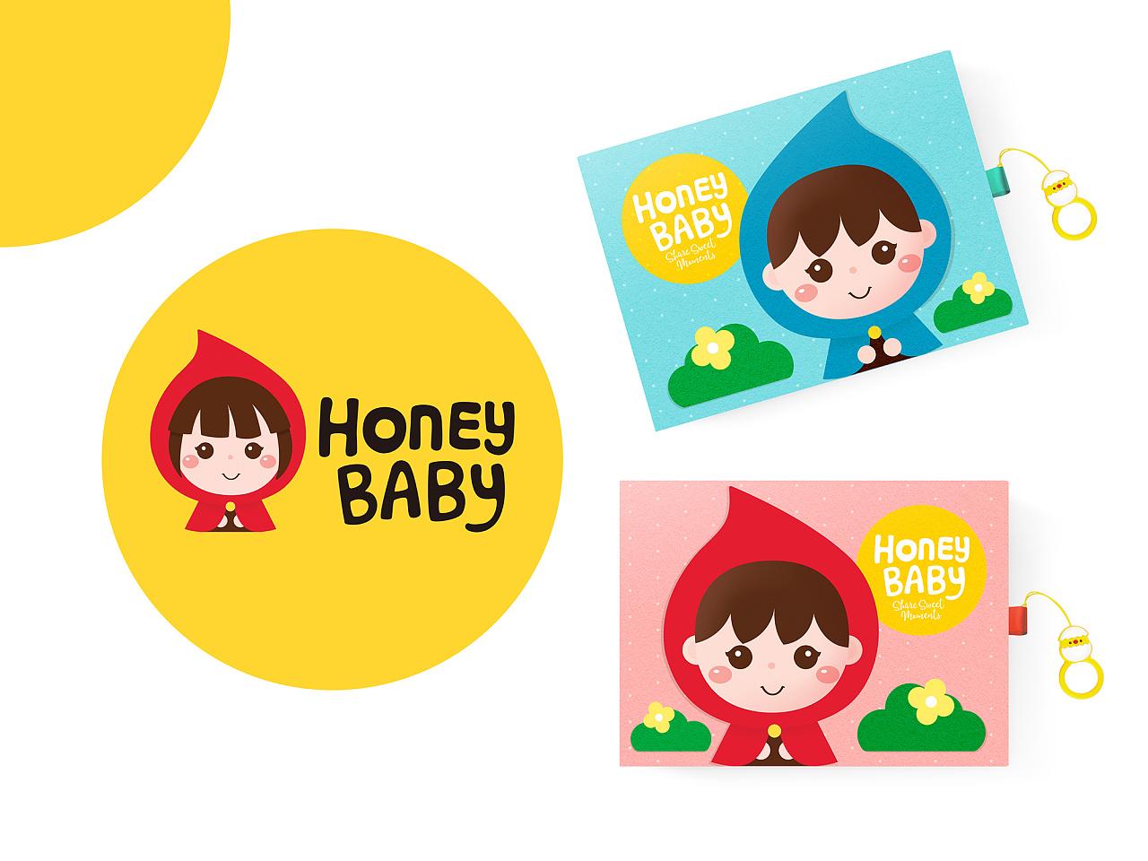 【甜蜜盒子   小红帽】卡通包装设计 礼物包装设计图片