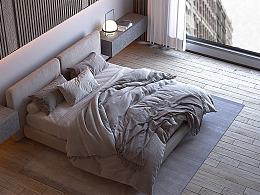 室内设计_现代风格 卧室