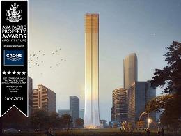 南京   中国最佳商业高层建筑5星奖-新街口苏宁广场