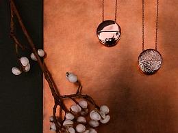慕璽項鍊 Moonsyne Jewelry & Package design