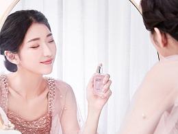 TATE香水 产品精修与详情页设计