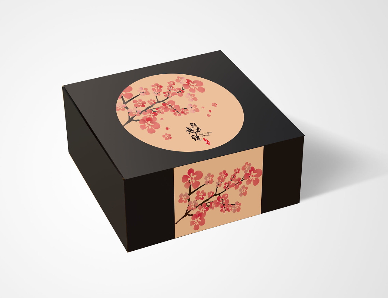 无锡旅游礼品包装盒设计图片