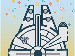 星球大战主题图标gui展示