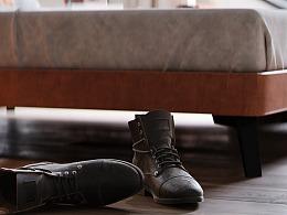 日常搬砖系列-复古卧室