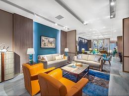 室内空间-家具样板间展示